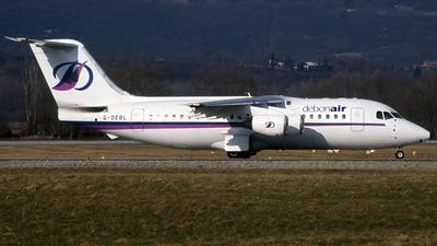 G-DEBL - British Aerospace BAe 146-200A - Debonair