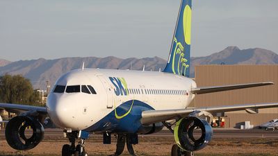 A picture of CCAIC - Airbus A319111 - [02380] - © AviaStar Photography