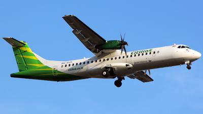A picture of PKGJT - ATR 72600 - Citilink - © Luqman Alif