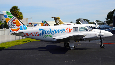 C6-RTS - Piper PA-31-350 Navajo Chieftain - Junkanoo Air