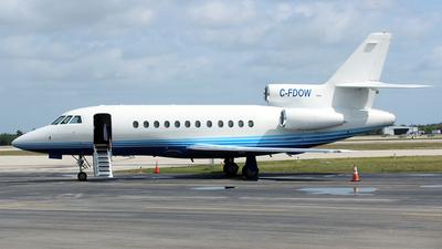 C-FDOW - Dassault Falcon 900 - Private