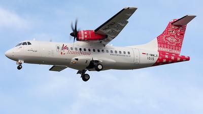 F-WWLX - ATR 42-600 - TransNusa