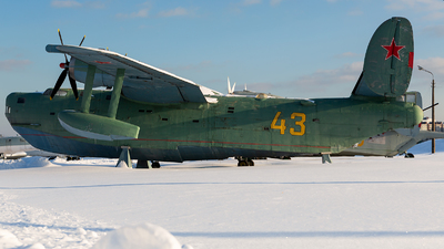 43 - Beriev Be-6P Madge - Ukraine - Navy