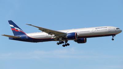 A picture of VQBUA - Boeing 7773M0(ER) - Aeroflot - © Mikhail Tkachuk