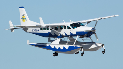 N388TA - Cessna 208B Grand Caravan - Tropic Ocean Airways