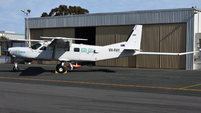 VH-FHY - Cessna 208B Grand Caravan - CGG Aviation