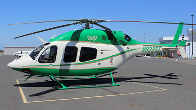 N922ST - Bell 429 Global Ranger - Private