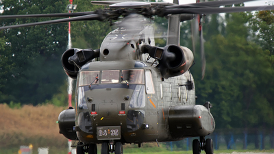 84-35 - Sikorsky CH-53GA - Germany - Air Force