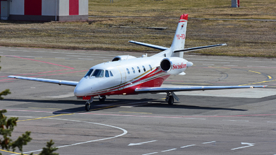YU-RDA - Cessna 560XL Citation XLS Plus - Air Swisslion