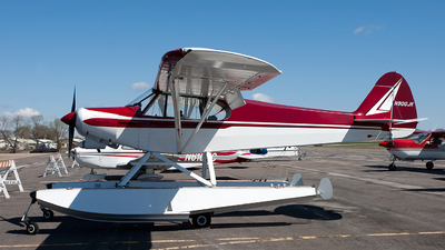 N900JK - Piper PA-18-150 Super Cub - Private