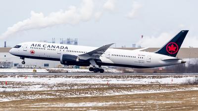 C-FRTU - Boeing 787-9 Dreamliner - Air Canada
