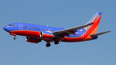 N954WN - Boeing 737-7H4 - Southwest Airlines