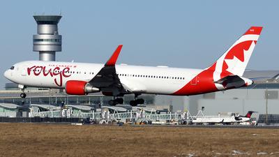 A picture of CGHLU - Boeing 767333(ER) - [30851] - © Tianyi Liu