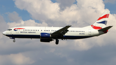 ZS-OTH - Boeing 737-436 - Comair