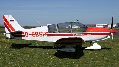 D-EBSR - Robin DR400/235 Remorqueur - Private