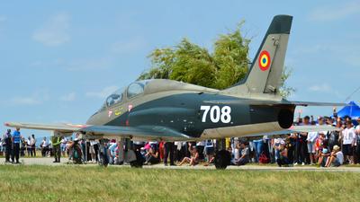 708 - IAR-99 Soim - Romania - Air Force