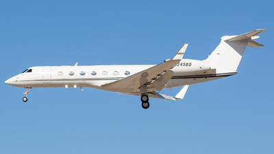 N245BD - Gulfstream G550 - Private