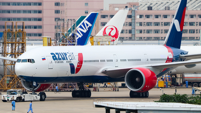 A picture of BKPG - Boeing 777367(ER) - [35300] - © ZRY246