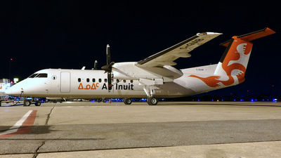 A picture of CGIAB - De Havilland Canada Dash 8300 - Air Inuit - © Craig L Baldwin