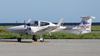 F-HCAC - Diamond DA-42 Twin Star - Private