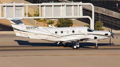 N645PC - Pilatus PC-12/45 - Denver Aviation Partners