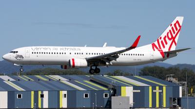A picture of VHYFV - Boeing 7378FE - Virgin Australia - © eduardo_aviationphotography