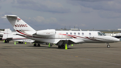 N339KC - Cessna 525 Citation CJ4 - Private
