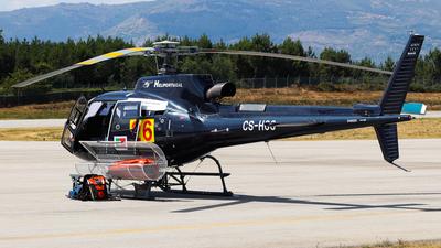 CS-HGO - Aérospatiale AS 350B3 Ecureuil - HeliPortugal