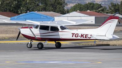 TG-KEJ - Cessna 172M Skyhawk - Private