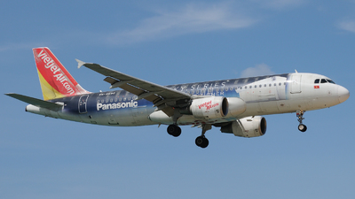 VN-A690 - Airbus A320-214 - VietJet Air