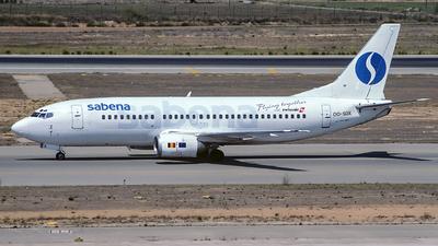 OO-SDX - Boeing 737-329 - Sabena