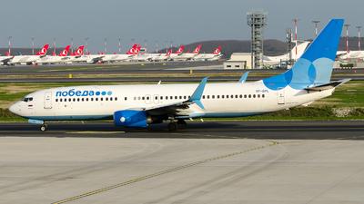 A picture of VPBPL - Boeing 7378AL - Pobeda - © Alp AKBOSTANCI