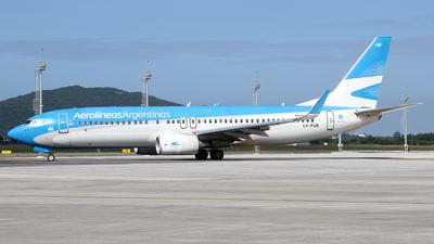 A picture of LVFUB - Boeing 7378HX - Aerolineas Argentinas - © Bruno Orofino