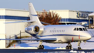 N629TG - Dassault Falcon 2000 - Private