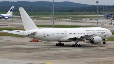 9M-FGA - Boeing 777-212(ER) - Nesma Airlines