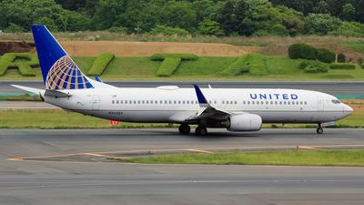 N34282 - Boeing 737-824 - United Airlines
