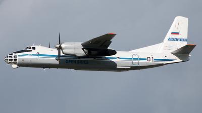 01 - Antonov An-30 - Russia - Air Force