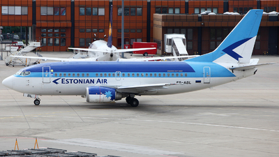 ES-ABL - Boeing 737-5L9 - Estonian Air
