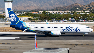 N506AS - Boeing 737-890 - Alaska Airlines