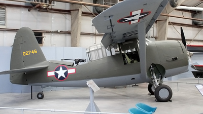 40-2746 - Curtiss O-52 Model 85 Owl - United States - US Army Air Force (USAAF)