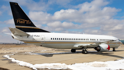 C-FLHJ - Boeing 737-4Q8 - Flair Airlines