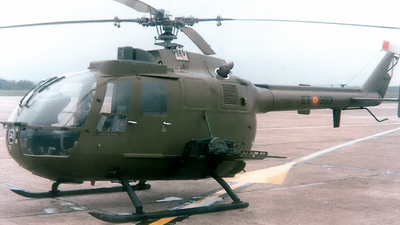HA.15-34 - MBB Bo105CBS-4 - Spain - Army