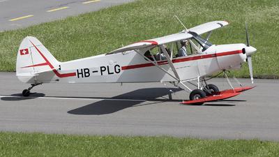 A picture of HBPLG - Piper PA18150 Super Cub - [187949] - © Alex