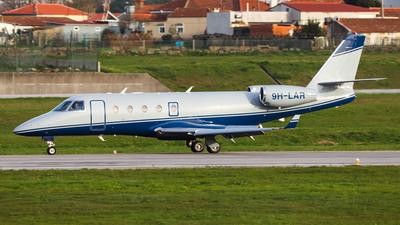 9H-LAR - Gulfstream G150 - Luxwing