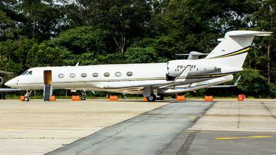 PR-GMV - Gulfstream G550 - Private