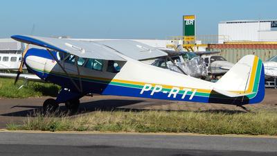PP-RTI - CAP-4A Paulistinha - Aero Club - Sorocaba