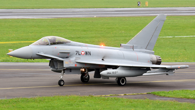 7L-WN - Eurofighter Typhoon EF2000 - Austria - Air Force