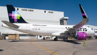 XA-VRQ - Airbus A320-271N - Volaris