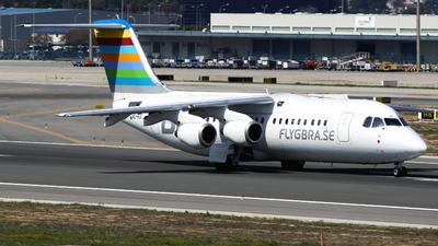 SE-RJI - British Aerospace Avro RJ100 - Braathens Regional