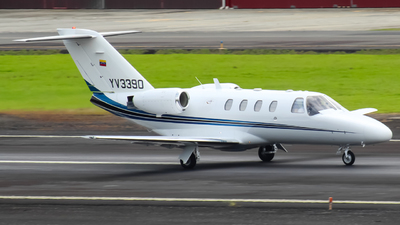 YV3390 - Cessna 525 CitationJet 1 - Private